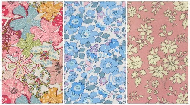 Liberty of London Girly Floral Prints | Paint + Pattern
