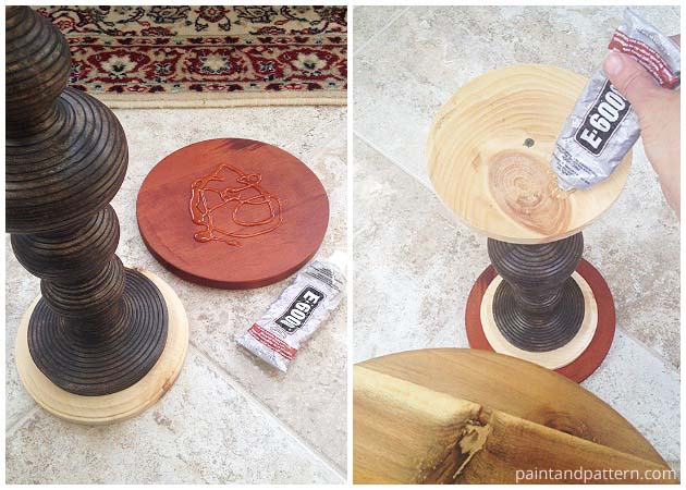 Side Table DIY | Paint + Pattern