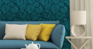 Get Alluring Accent Walls with Stencils