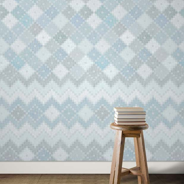 Scandinavian Oslo Wallpaper by Quercus & Co. | Paint + Patttern