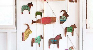 Stylish Scandinavian Folk Art
