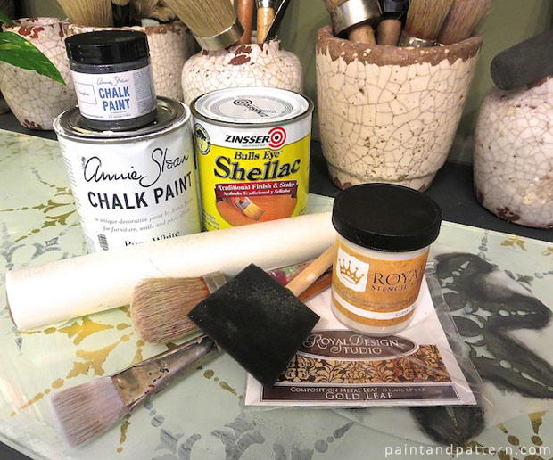 Stencil Supplies by Royal Design Studio | Paint + Pattern