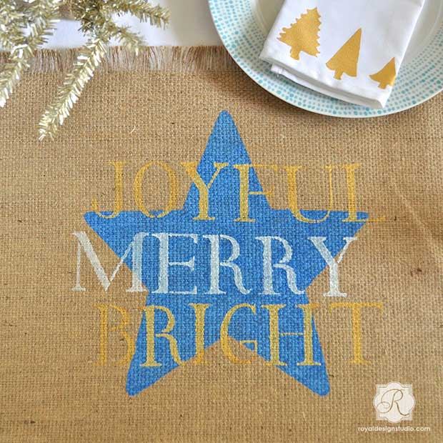 typography-christmas-holiday-sayings-craft-decor-stencils