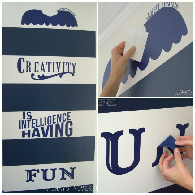 Einstein's Mustache Vinyl Wall Decal | Wallternatives