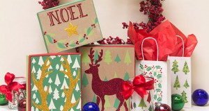 Stencil DIY: Three Ideas for Reusable & Creative Gift Packaging!