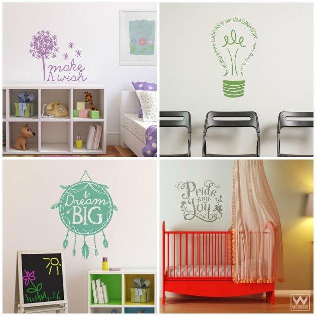 Wall Decal Wall Quotes by Wallternatives