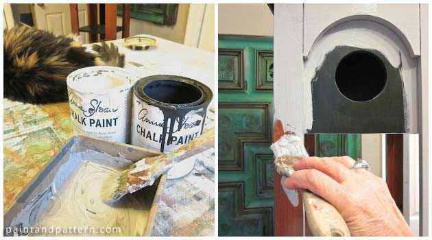 Furniture Painting with Chalk Paint® | Royal Design Studio