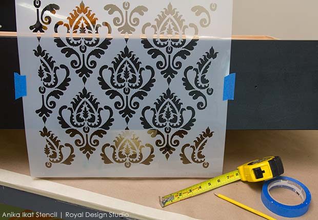 ikat-stencil-on-furniture