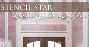 Stencil Star: Inspiring Stencil Ideas from Southern Inspiration