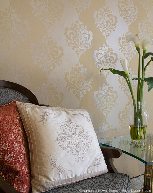 How To Diy Paint Pattern