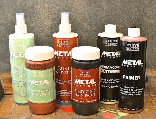 Modern Masters Metallic Effect Products