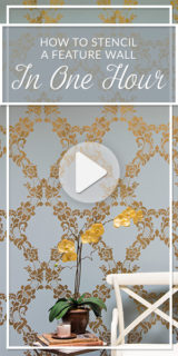 Royal Design Studio Wall Stencils