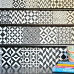 The Secret Is Out for Easy Stenciled Stairs