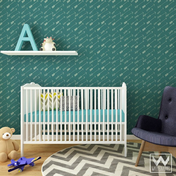 7 Removable Wallpaper Decorating Ideas For Commitment Issue Es Wallternatives