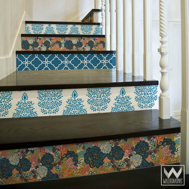 7 Removable Wallpaper Decorating Ideas for Commitment-Issue Spaces - wallternatives.com