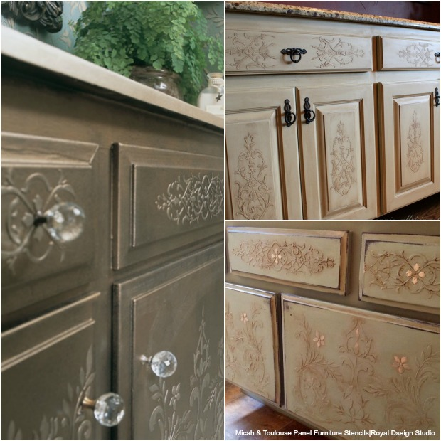 Decals For Kitchen Cabinet Doors: Trend Watch: Decorating With Texture
