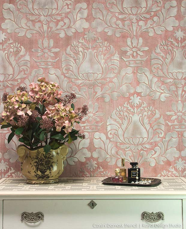 Trend Watch Decorating With Texture Paint Pattern