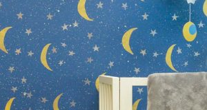 Decorate a Nature Themed Nursery with Wall Stencils
