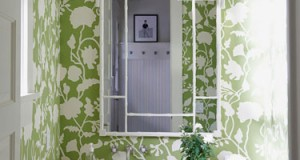 Going for Green: Stenciling for Green Spaces