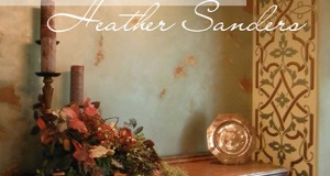 Stencil Star: Heather Sanders' Decorative Finishes