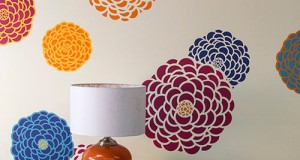 Blooming it Up with Bonnie Christine Stencils