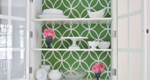 Easy Weekend Stencil Projects with Ladies Home Journal