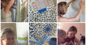New Moroccan Stencils on the Horizon!