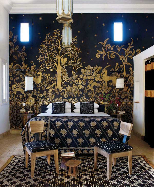 Moroccan Stencil By Royal Design Studio