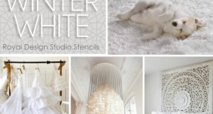 White Haute Pattern Trends to Warm Up Your Winter