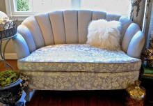 How to Upcycle Upholstery with Chalk Paint®