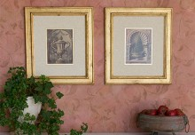How to Gild a Frame with Royal Stencil Size