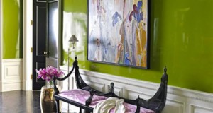 Luscious Lacquered Surfaces