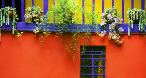The Cheerful Aesthetic Beauty of Color Blocking from Latin America