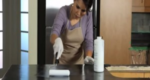 Encore Countertops Day 3: Finish and Use Your New Kitchen Countertops!