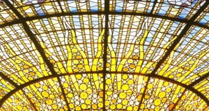 The Decorative Decadence of the Antoni Gaudi Interiors