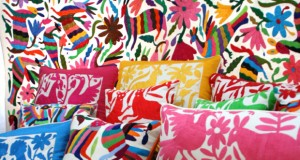 The Oh! So Beautiful Otomi Textiles of Mexico