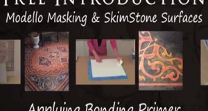 SkimStone Part 2: How to Prep a Concrete or Countertop Surface