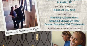 Paint Out at the Raven + Lily Austin, TX Flagship Store to Benefit Tirzah International