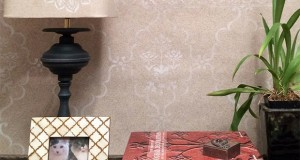 Get a Beautiful, Faded Look with Stencils & Chalk Paint®