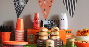 Spooktacular DIY Halloween Decorations with Wall Stencils & Decals