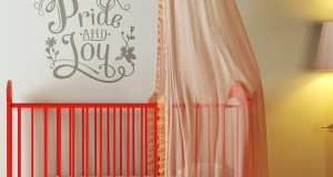 Decorate with Inspiring Wall Decal Quotes