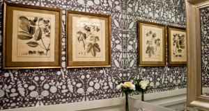 The Pretty Stencil Styles of The Painted Room