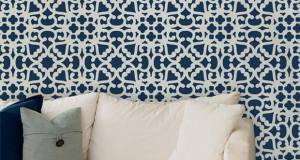 New Moroccan Wall Stencil: Name it to Win it