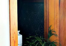 How to Stencil: Tips for Painting a Closet