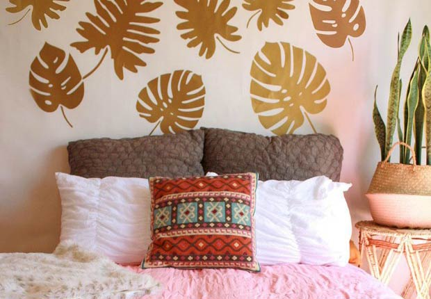 Get the Anthropologie Look for Less with Wall Decals & Wallpaper